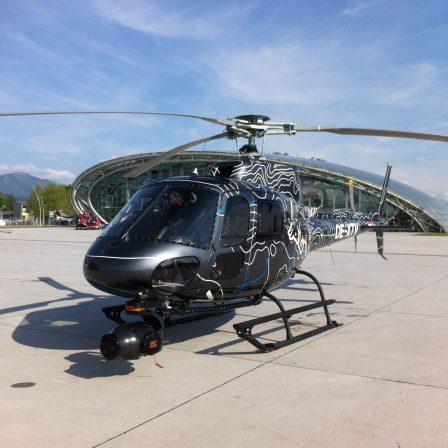 Aerial Work für Red Bull Media House und Servus TV